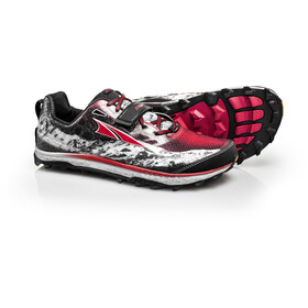 Altra King MT - Zapatillas running Hombre - rojo negro 81d51c244c067